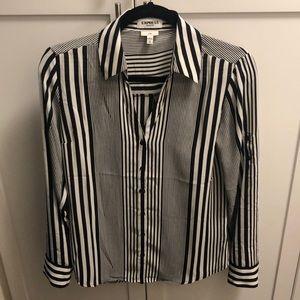 Striped portofino shirt
